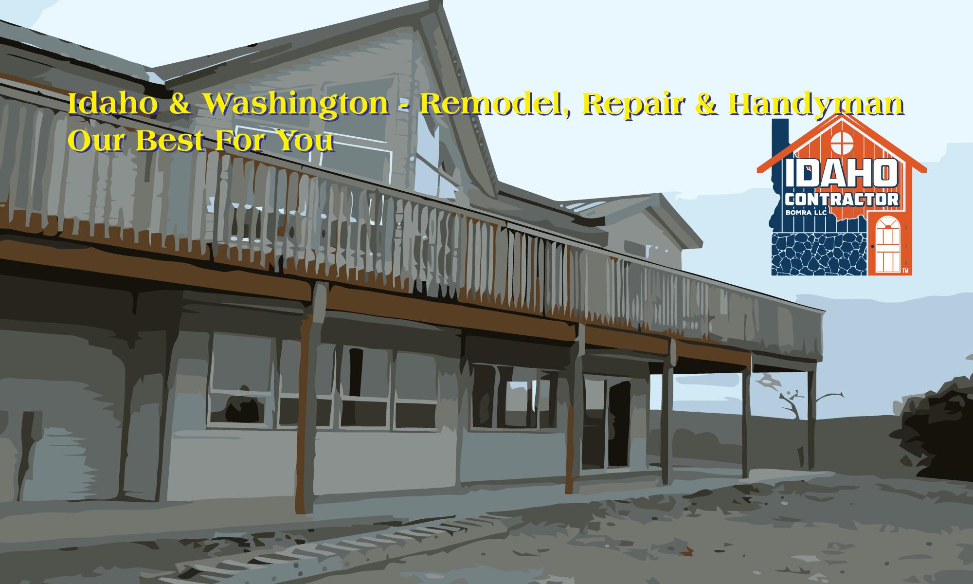 Idaho Contractor - Bomra LLC dba